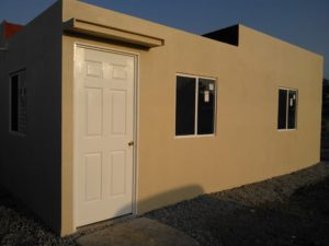 casa prefabricada de 60 mts2