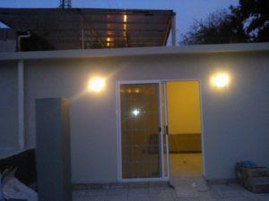 Ampliacion de terraza de casa prefabricada.com.mx