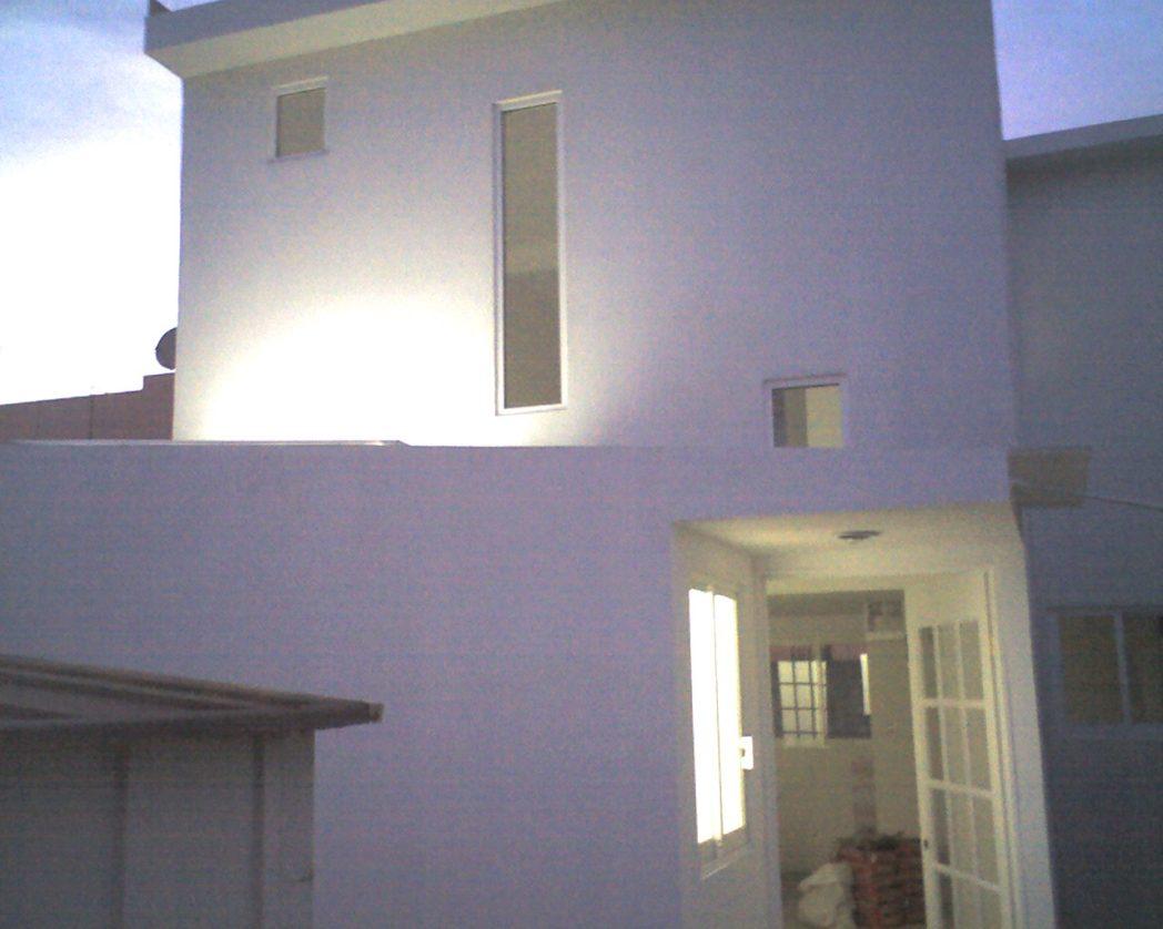 casa de dos plantas prefabricada
