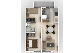 plano 1 casaprefabricada de 45 mts2